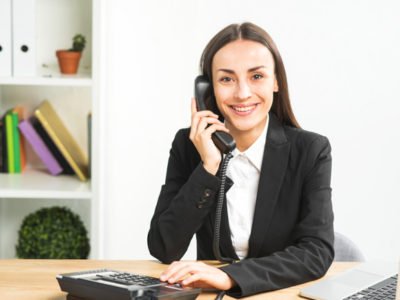 Executive Diploma in Telephone Etiquettes & Call Handling